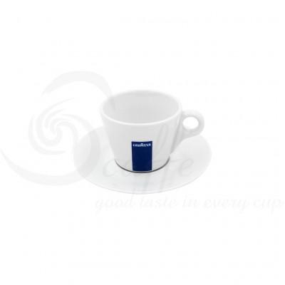 Set Cesti si Farfurii Ceramica Cappuccino Lavazza, 6 buc