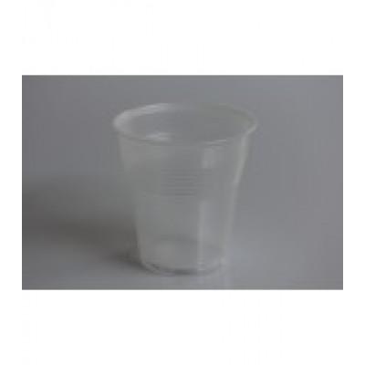Pahare Plastic Coveris Covim Transparente, 166 ml, 100 buc