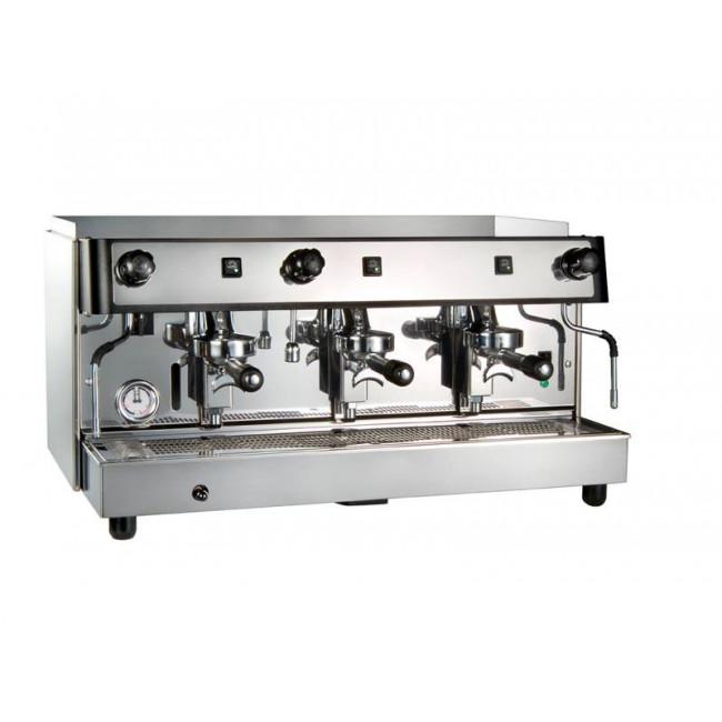 Aparat SAB Standard-Moderna Pulsante Semi-automat 3 Grupuri