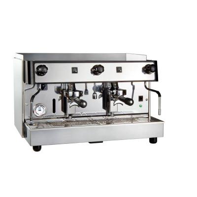 Aparat SAB Standard Moderna Pulsante Semi-automat 2 Grupuri