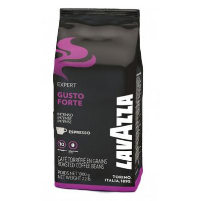 Cafea Boabe Lavazza, 1 kg Gusto Forte