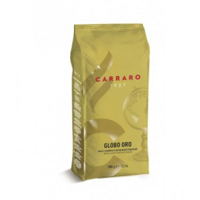 Cafea Boabe Carraro, 1 kg Globo Oro