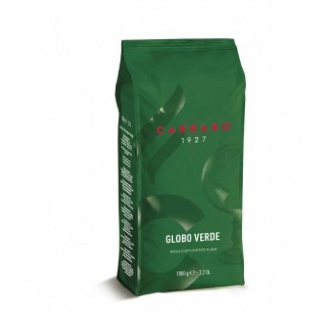 Cafea Boabe Carraro, 1 kg Globo Verde