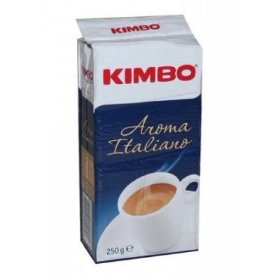Cafea Macinata Kimbo Aroma Italiano, 250 g