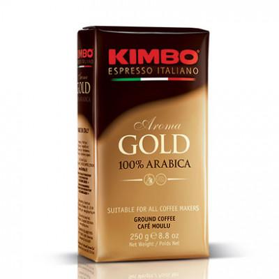 Cafea Macinata Kimbo Gold, 250 g