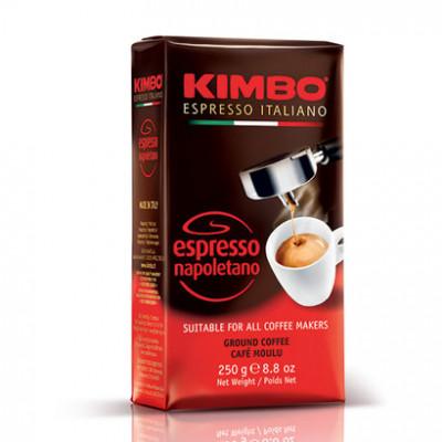Cafea Macinata Kimbo Napoletano, 250 g