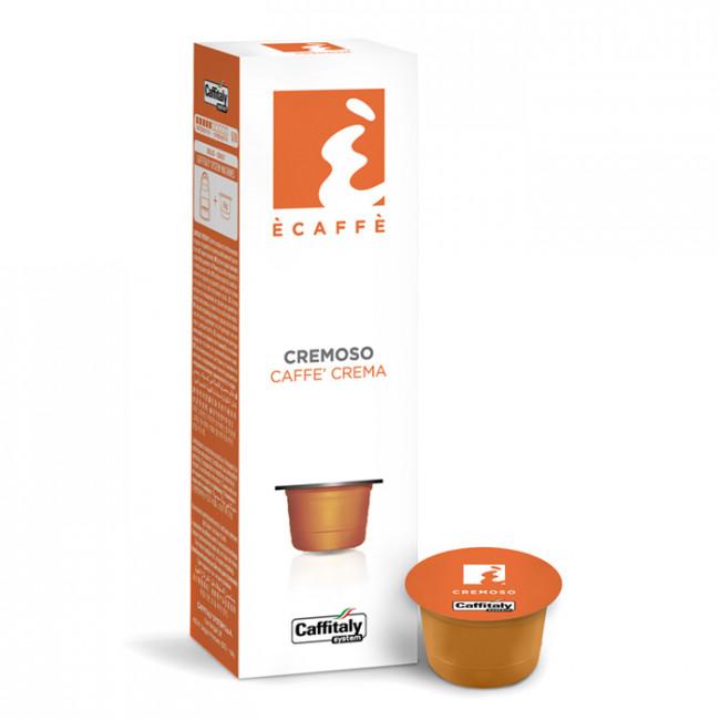 Capsule cafea Caffitaly E'caffe Cremoso