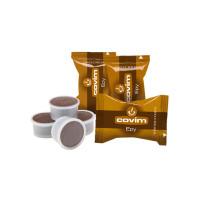 Capsule Cafea Covim, 100 buc Orocrema