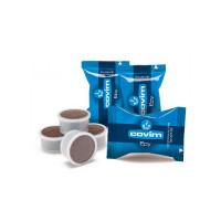 Capsule Cafea Covim, 50 buc Suave Decaff