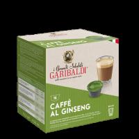 Capsule Cafea Garibaldi Dolce Gusto, 16 buc Ginseng