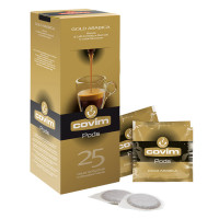 Cialde Cafea Covim, 25 buc Gold Arabica