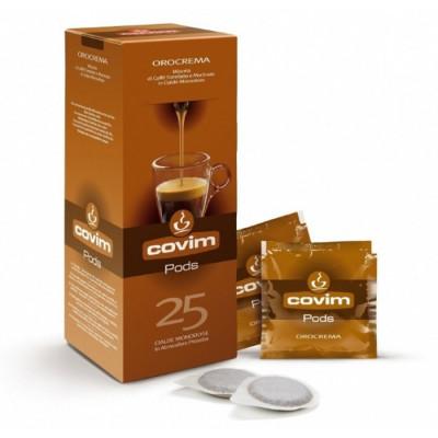 Cialde Cafea Covim, 25 buc Orocrema