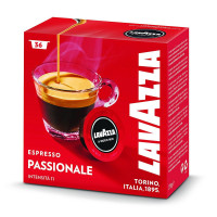 Capsule Cafea Lavazza A Modo Mio, 36 Buc Passionale