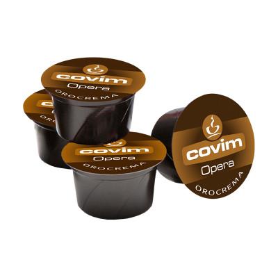 Capsule Cafea Covim, 100 buc Opera Orocrema