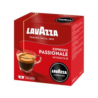 Capsule Cafea Lavazza A Modo Mio, 16 Buc Passionale