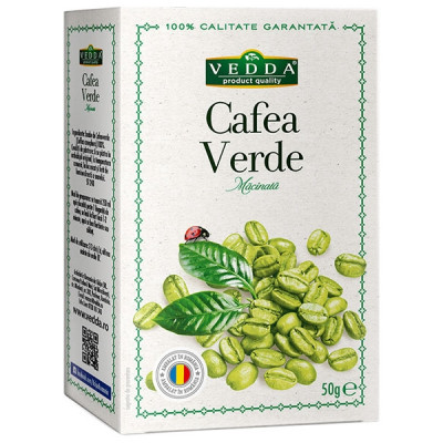 Cafea Verde 50 g