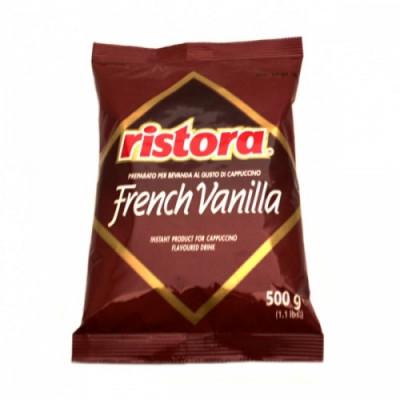 Cappuccinno Instant Ristora, 500 g French Vanilla