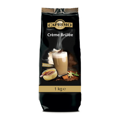 Cappuccino Instant Caprimo Creme Brulee, 1 kg