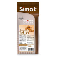 Cappuccino Instant Simat Toffee 1 Kg