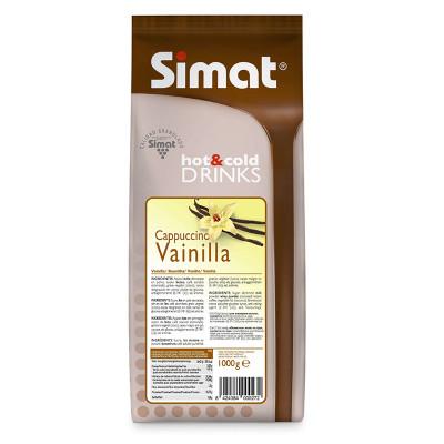Cappuccino Instant Simat Vanilia 1 kg