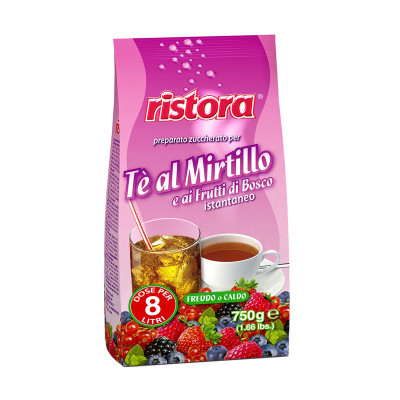 Ceai Instant Fructe de Padure Ristora, 750 g