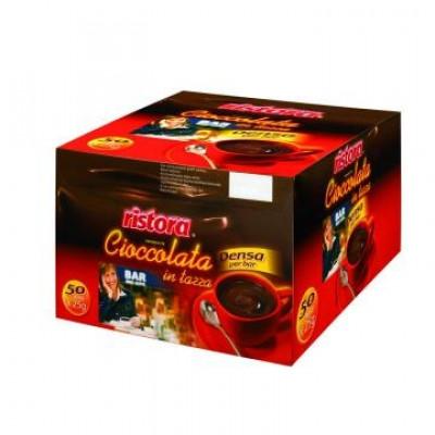 Ciocolata Densa Bar Ristora, 50 plicuri