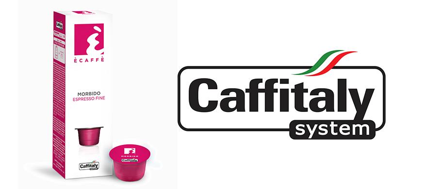 Capsule cafea Caffitaly E'caffe Morbido