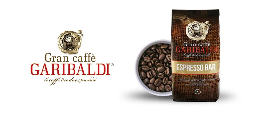 Cafea Boabe Garibaldi, 1 kg Espresso Bar