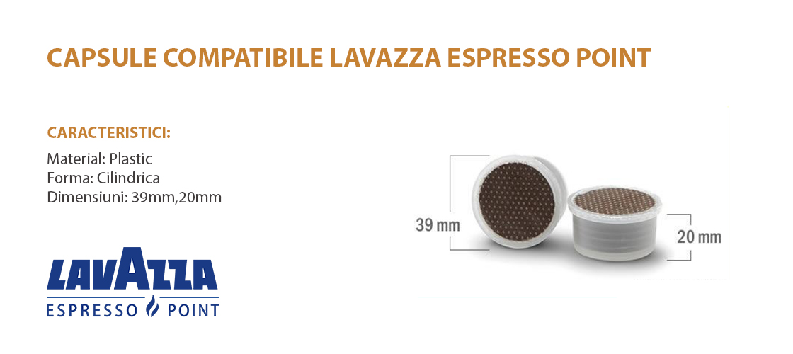 Capsule Lavazza Espresso Point Luxo N59
