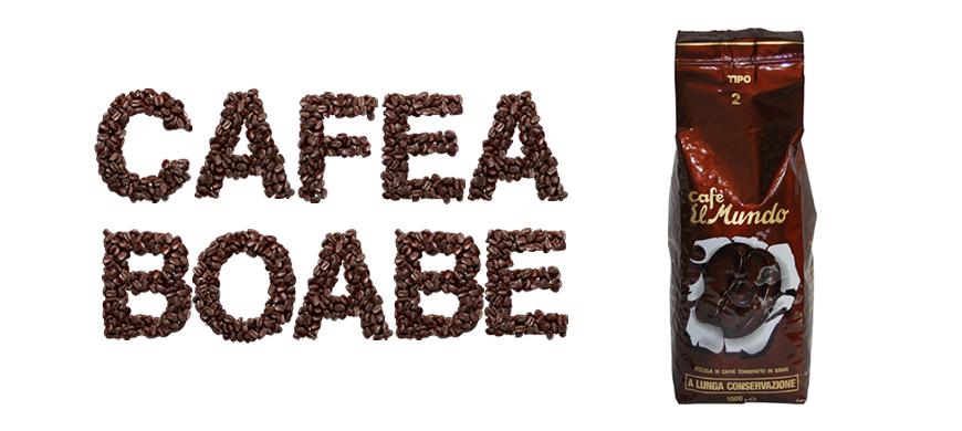 Cafea boabe El Mundo 3B