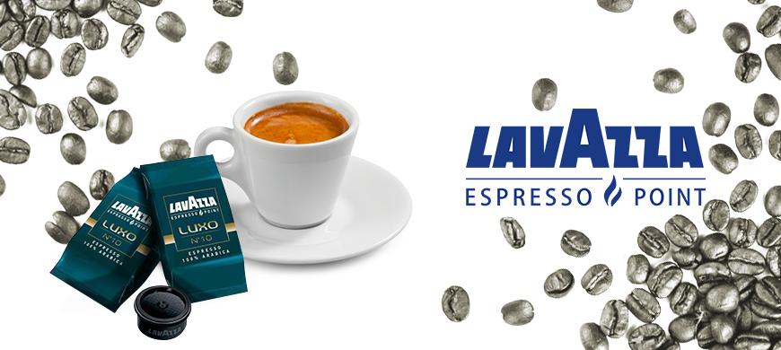 Capsule cafea Lavazza Espresso Point Luxo N10