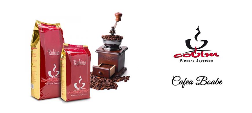 Cafea boabe Covim Rubino Italy