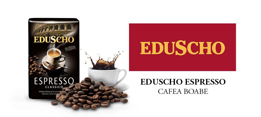 Cafea boabe Eduscho Espresso