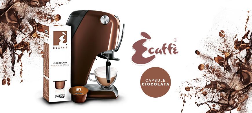 Capsule Ciocolata E'caffe