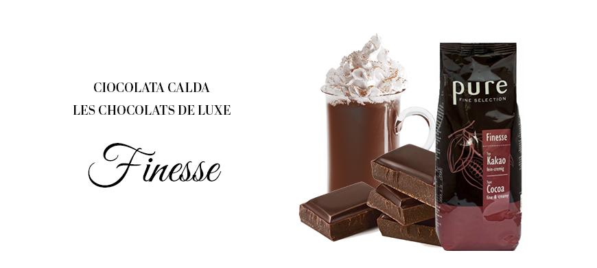 Les Chocolats de Luxe - Finesse