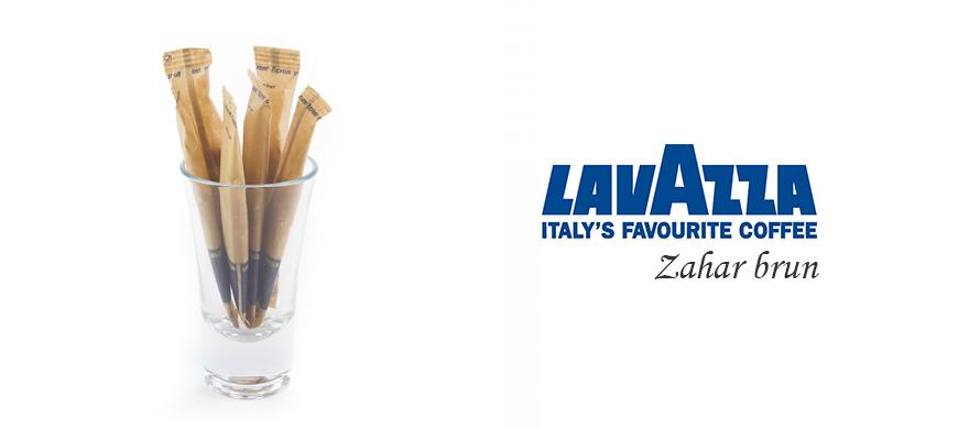 Zahar brun Lavazza