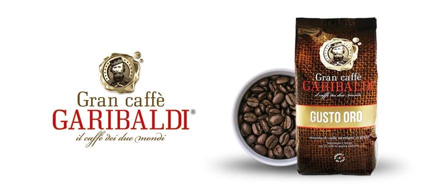 Cafea Boabe Garibaldi Gusto Oro