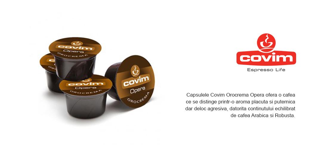 Covim Orocrema Opera 100 capsule