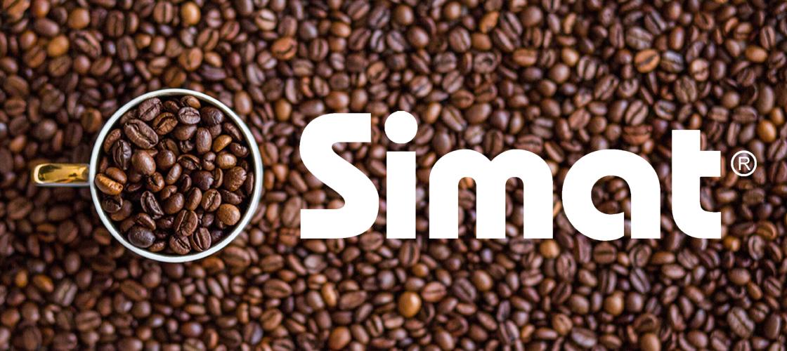 Cafea Simat 100% natural 1Kg