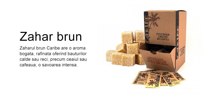 Zahar brun Caribe