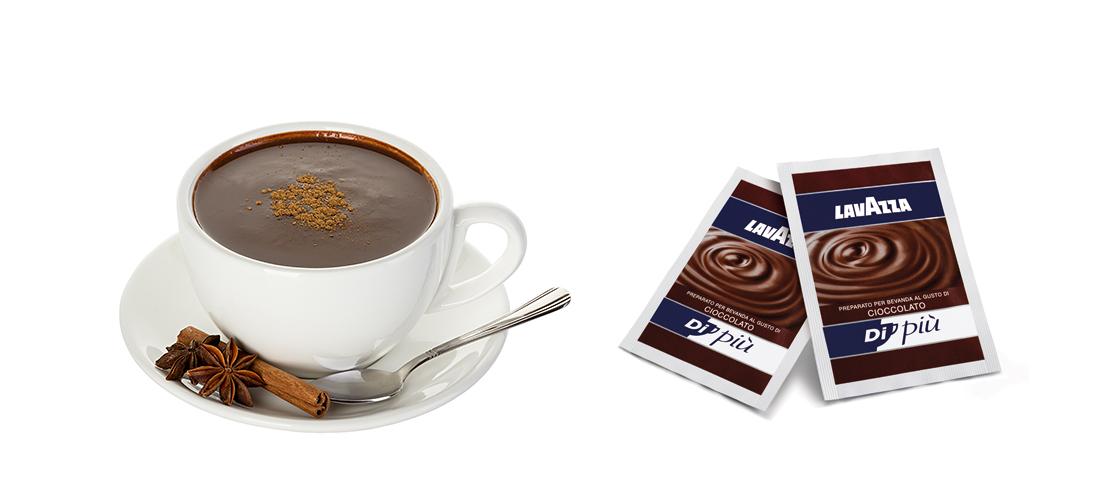 Ciocolata calda Lavazza