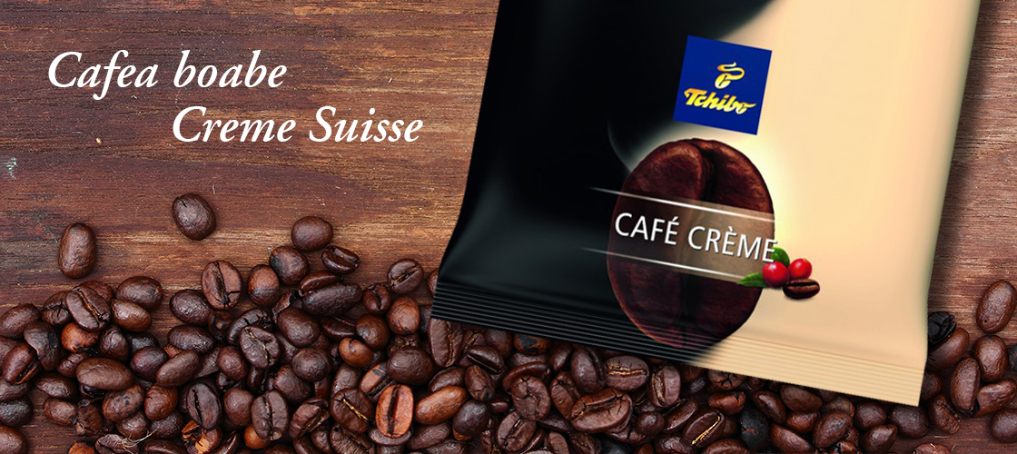 Cafea boabe Creme Suisse