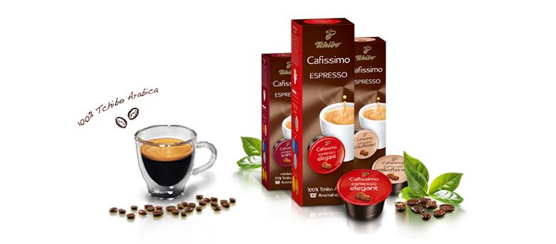 Capsule Tchibo Espresso Elegant