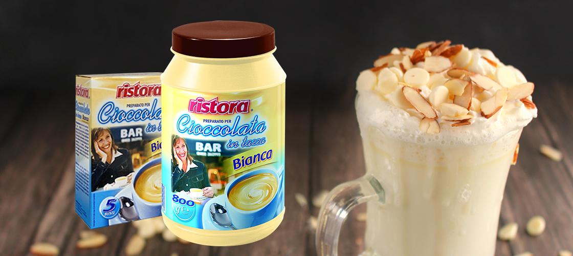 Ciocolata Densa Alba Ristora Borcan
