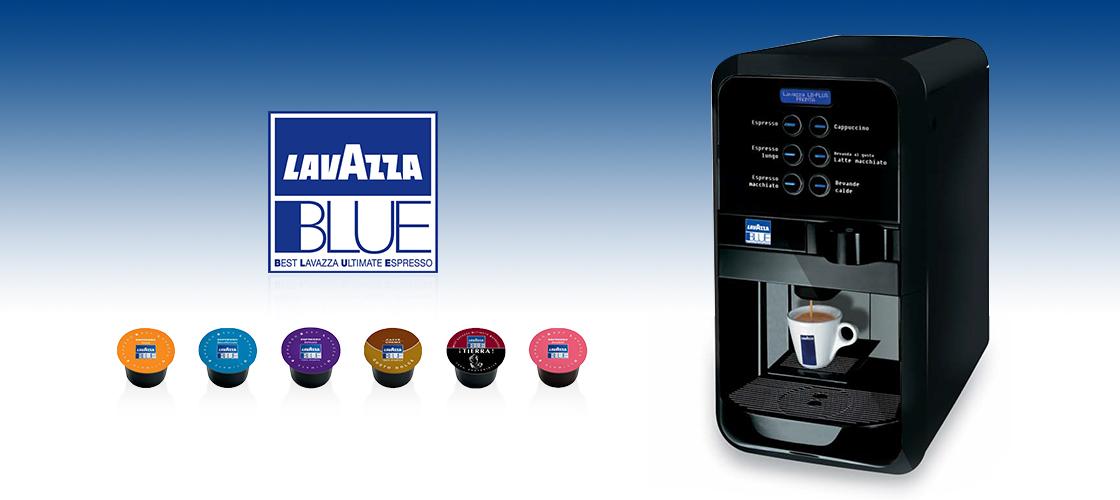 Aparatul Lavazza Blue 2500 Plus