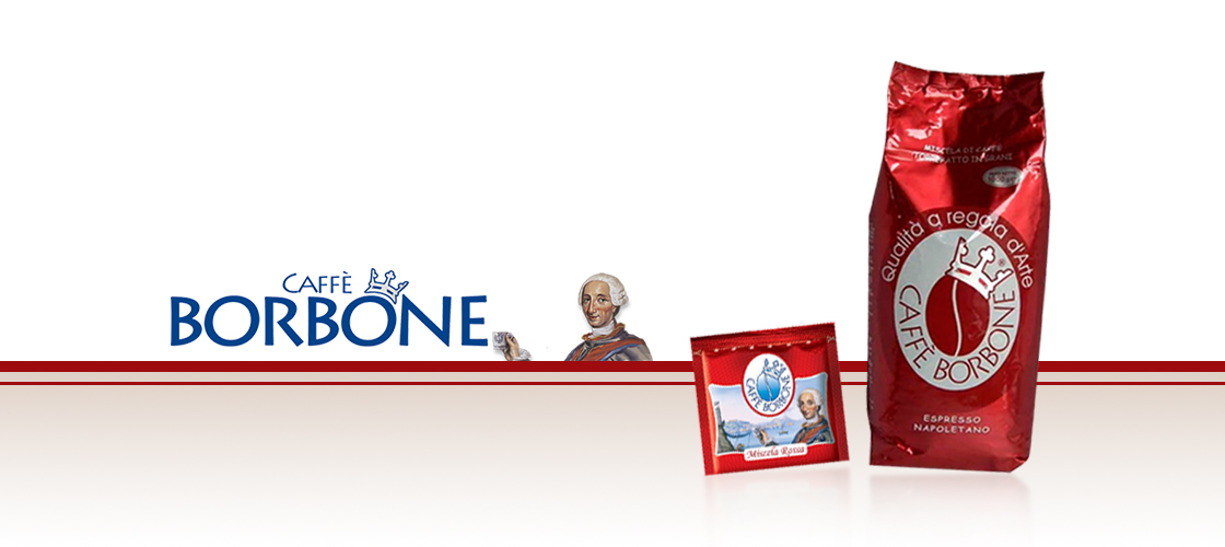 Cafea Boabe Borbone Red Vending